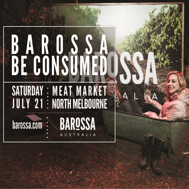 Barossa Be Consumed