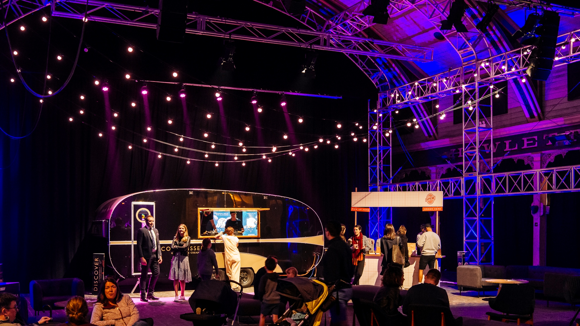 Connoisseur Discovery Festival by Broadsheet 2018 / Image by Pete Dillon
